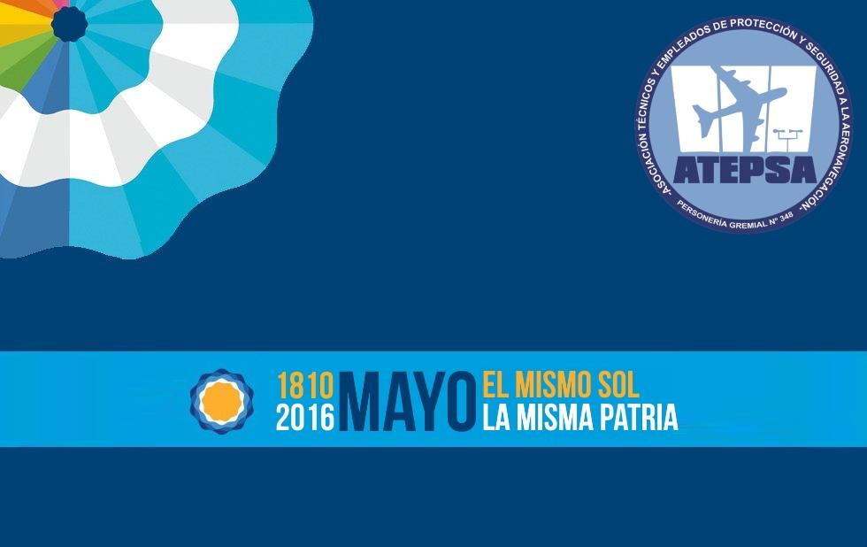 1810 - 25 de Mayo - 2016